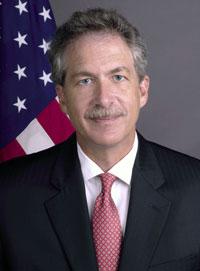 Under Secretary William J Burns
