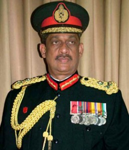 Gen (Retd) Sarath Fonseka