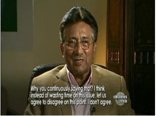 What Made Musharraf Pull Down A Portion Of His Farm HOuse…?