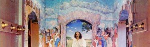 Meher Baba is manifesting.manifesting. manifested, says Anna Khandale
