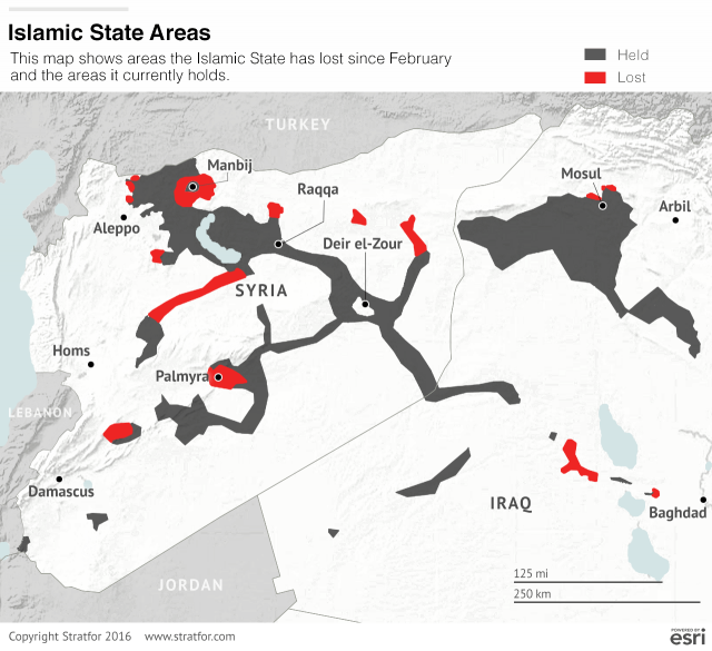Why the Islamic State Is Weaker Than It Seems