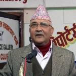Khadga Prasad Sharma Oli,